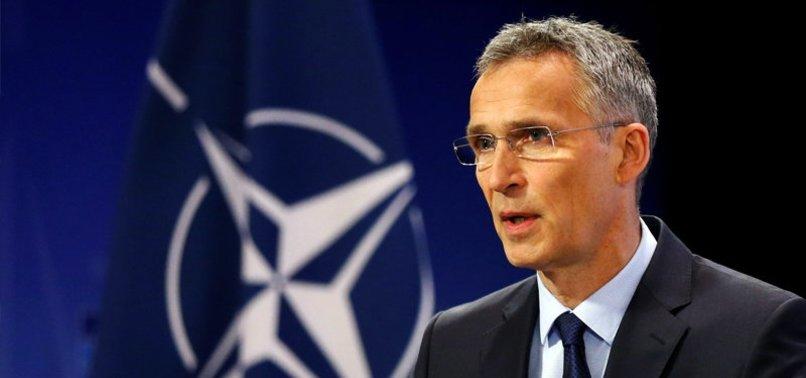 NATO CHIEF: TURKEY, GREECE START TALKS OVER EEASTERN MEDITERRANEAN DISPUTE