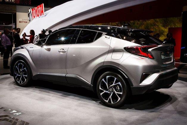 Sakaryalı Toyota C-HR'dan hibrit rekoru