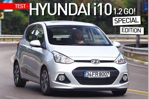 TEST · Hyundai i10 1.2 GO! Special Edition