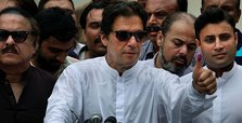 Khan sworn in as Pakistan's 22nd prime minister