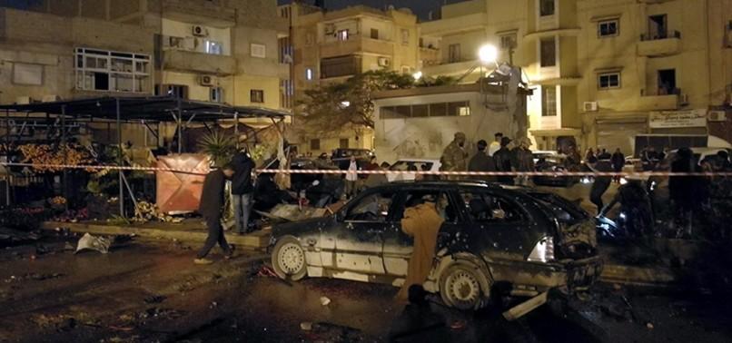 27 KILLED IN MOSQUE BOMBING IN LIBYAS BENGHAZI