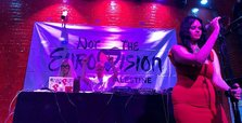 London holds alternative party to protest Eurovision
