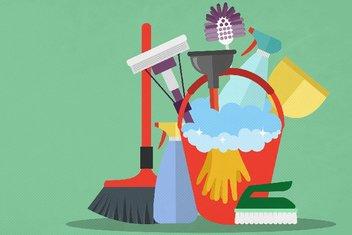 Evde yapılabilecek doğa dostu temizlik ürünleri