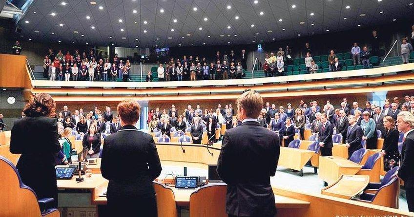 Hollanda Parlamentosu'nun kararına STK'lardan tepki