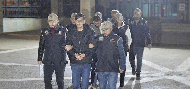 MEN NABBED IN EXPLOSIVE-LADEN CAR REMANDED IN SE TURKEY