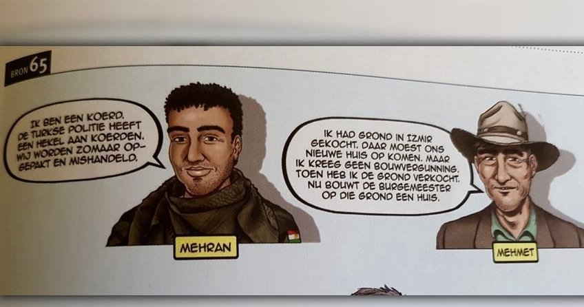 Hollanda'da iftira kampanyası