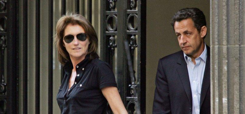EX-FRENCH LEADER SARKOZY IN SPOTLIGHT OVER FORMER WIFES JOB