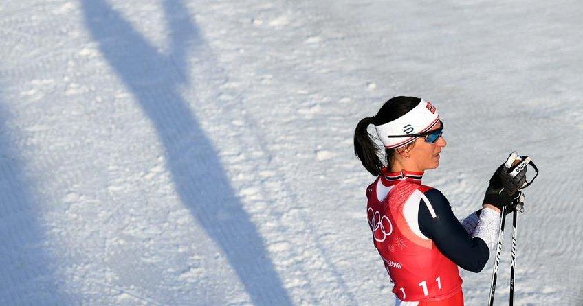 Norveçli sporcudan tarihi rekor