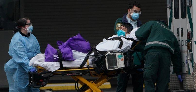 CORONAVIRUS DEATHS TOP 20,000 WORLDWIDE, MOSTLY IN EUROPE