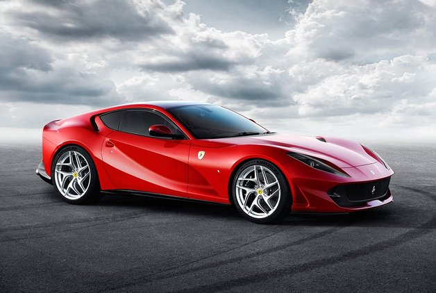 Ferrari tarihinin en hızlısı Türkiye'de