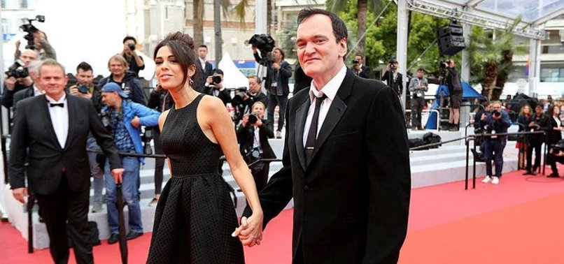 TARANTINO BACK AT CANNES 25 YEARS AFTER PULP FICTION