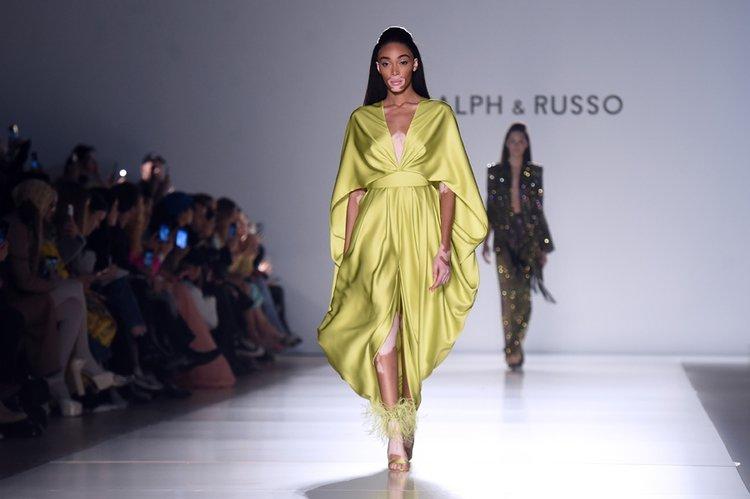 Ralph & Russo Haute Couture İlkbahar/Yaz 2020