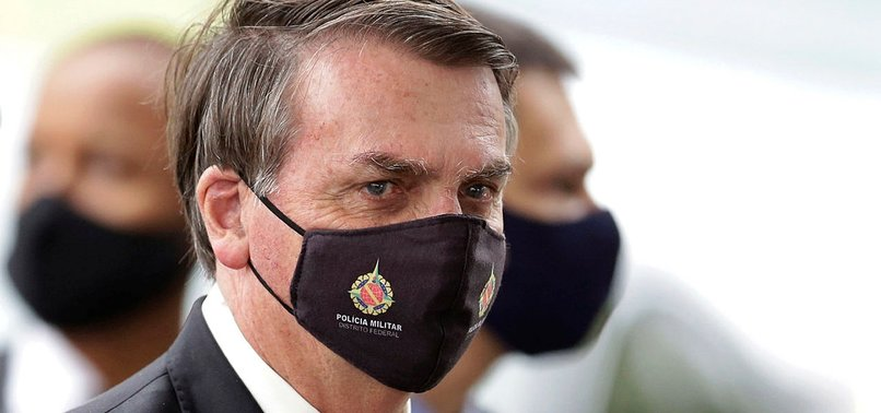 BRAZILS BOLSONARO SAYS WILL RETURN TO WORK IF NEW TEST SHOWS HE IS COVID-19 FREE