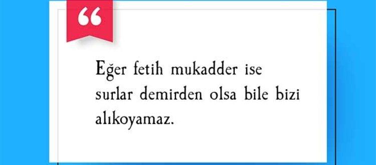 Osmanlı Tarihinde Efsaneler ve Gerçekler'den...