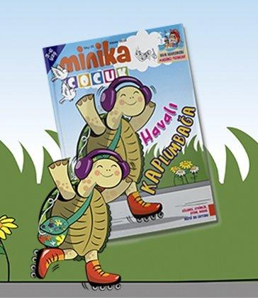 01.11.2019 Minika Çocuk Dergi - Sayı: 35