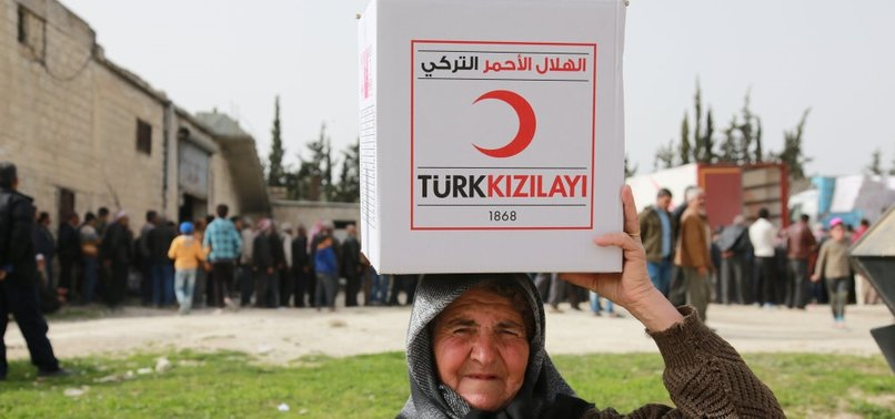 INTERNATIONAL QUALITY AWARD FOR TURKISH RED CRESCENT