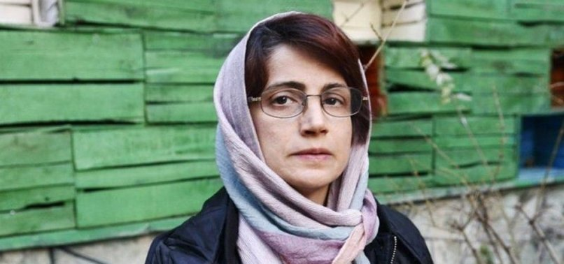 JAILED IRANIAN HUMAN RIGHTS LAWYER GRANTED FIVE-DAY PRISON RELEASE