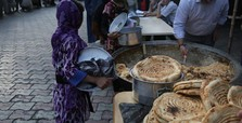 Afghanistan's bread of heaven spreads smiles on earth