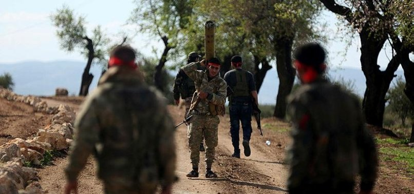 FSA CAPTURES MILITARY BASE USED BY YPG/PKK IN AFRIN