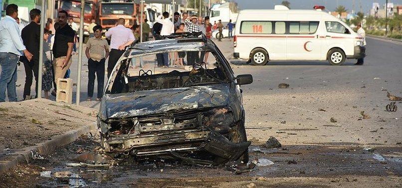 TURKMEN PARLIAMENT CANDIDATE SURVIVES ATTACK IN KIRKUK