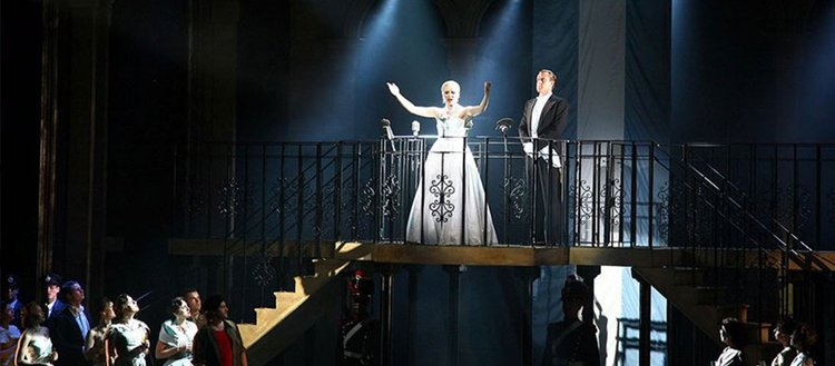 Opera yeni sezona 'Evita' müzikaliyle giriyor