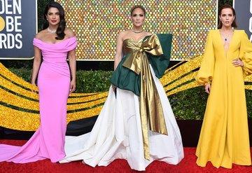 77. Altın Küre Ödülleri Kırmızı Halı Şıklığı (Golden Globes 2020)