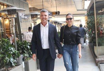 Emina Jahovic ve Sadettin Saran evlilik yolunda