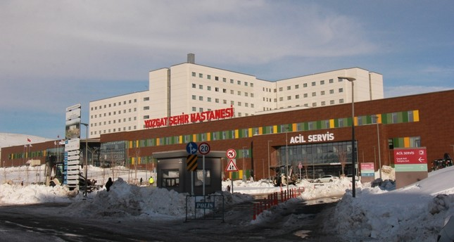 Modernized hospital concept debuts in Anatolian heartland