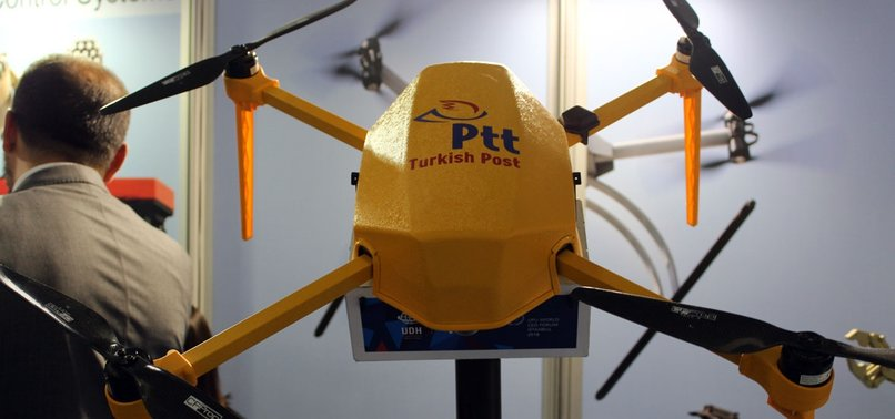 TURKISH POSTAL SERVICE EYES DRONE DELIVERY IN 2019