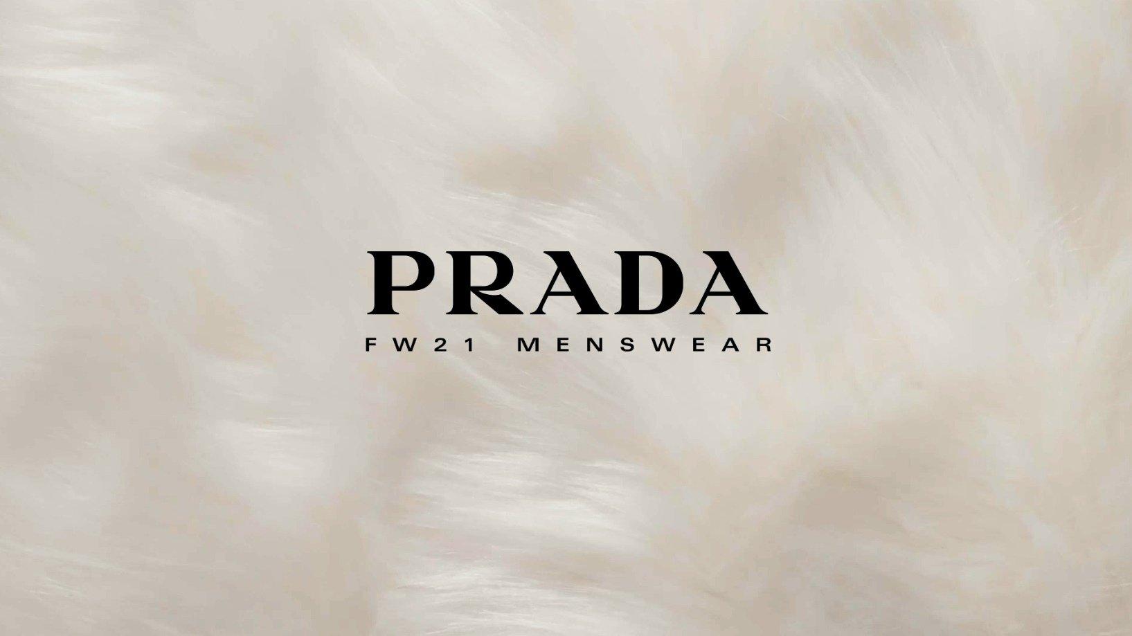 PRADA FW21 MENSWEAR | CANLI