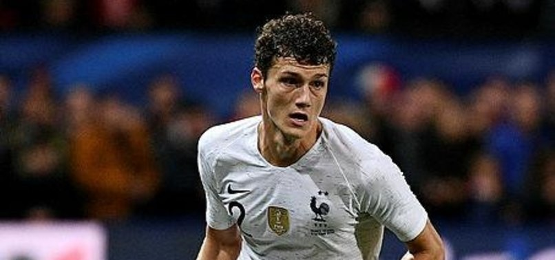 BAYERN MUNICH SIGN FRENCH DEFENDER BEN PAVARD