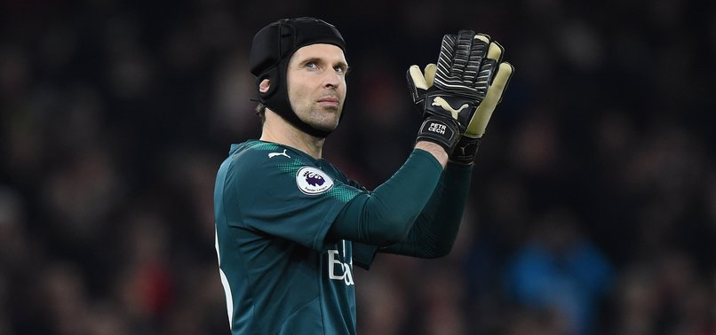 91ae0222fb2 Arsenal goalkeeper Petr Cech to retire at end of season - anews