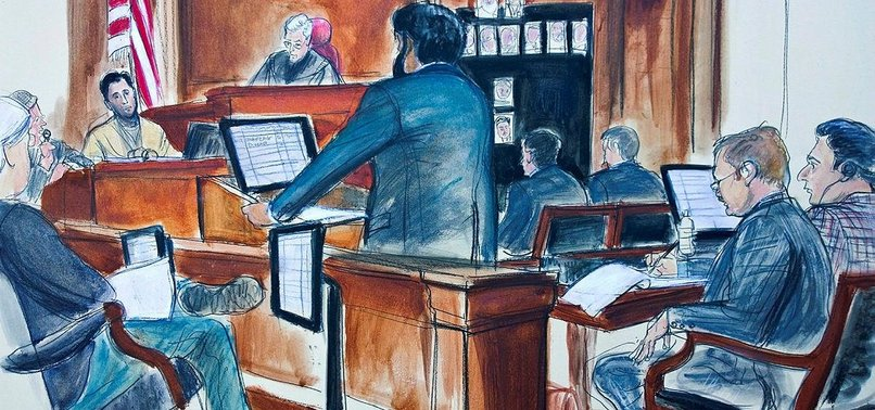 US JUDGE POSTPONES TURKISH BANKER'S SENTENCING