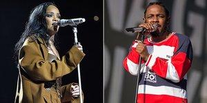 Rihanna dan sürpriz iş birliği
