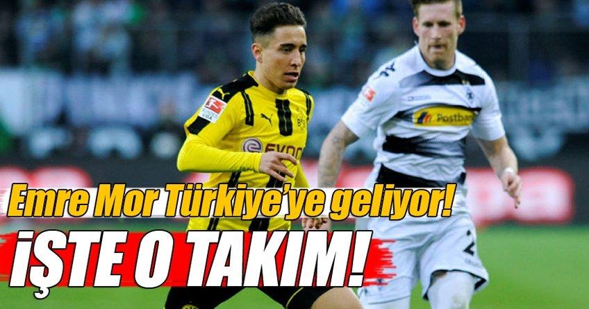 Fenerbahçe'de Emre Mor sesleri!
