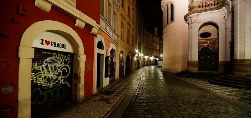 CZECH PARLIAMENT APPROVES EXTENDING STATE OF EMERGENCY TO NOV. 20