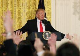 Donald Trump: ABD Basını kontrolden çıkmış durumda