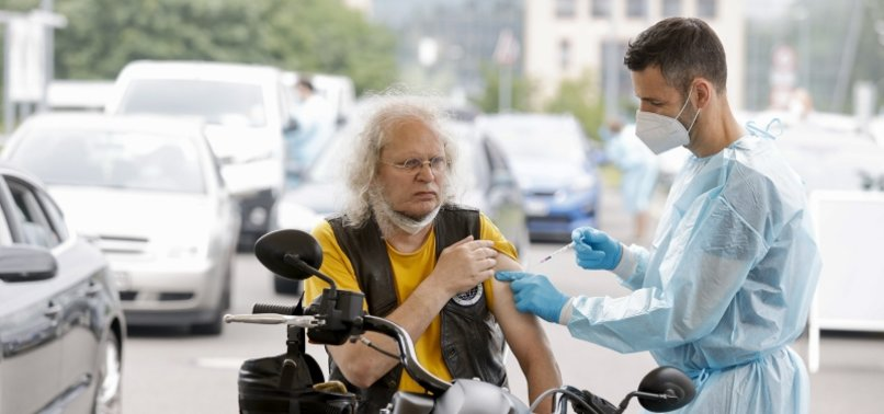 MORE THAN HALF OF EUROPEAN ADULTS FULLY VACCINATED