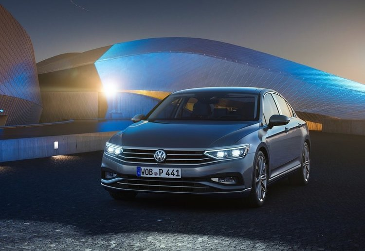 İlk bakış: Yeni Volkswagen Passat
