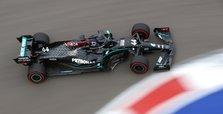 Hamilton on pole in Russia with Schumacher's record in sight