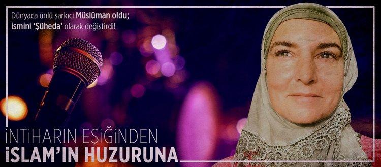 Dünyaca ünlü şarkıcı Müslüman oldu!