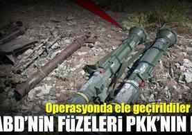 ABD'nin o silahları PKK'nın elinde