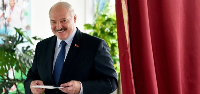 BELARUS LEADER WINS SIXTH TERM WITH OVER 80% OF VOTES