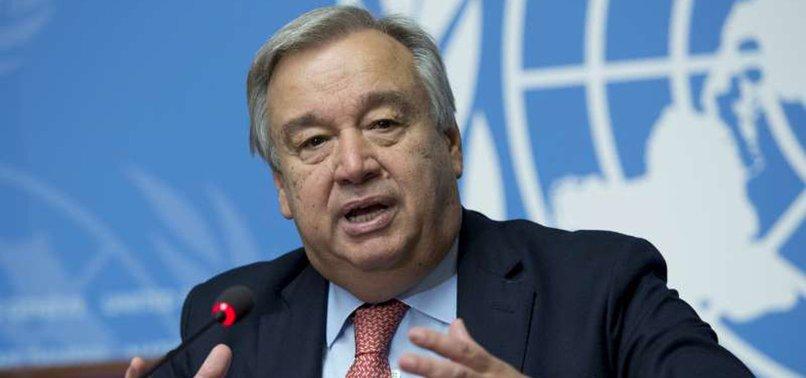 UN CHIEF MARKS WORLD REFUGEE DAY