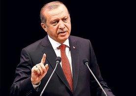 Cumhurbaşkanı Recep Tayyip Erdoğan'dan Almanya'ya sert tepki