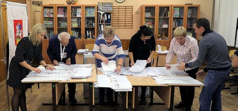 BERLIN: FRAUD CLAIMS IN RUSSIAN ELECTIONS MUST BE CLARIFIED