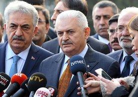 Başbakan Yıldırım'dan erken seçim sorusuna net cevap