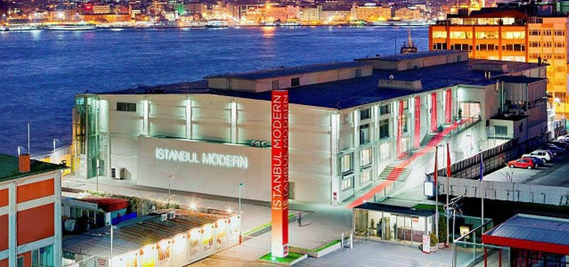 ISTANBUL MODERN TO MOVE TO BEYOĞLU TEMPORARILY FOR CONSTRUCTION OF NEW BUILDING