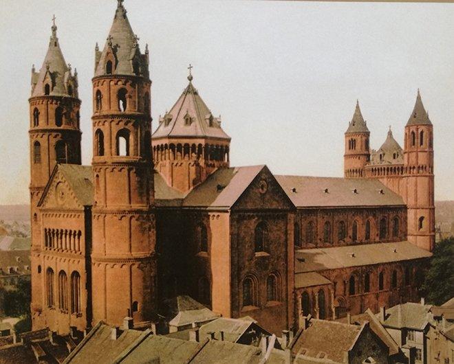 Worms Katedrali