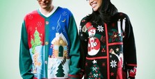 Your Christmas jumper might be bad for the environment